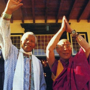 Nelson and HHDL